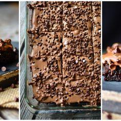 Czekoladowe brownie z cukinii, a w nim jedynie 87 kcal! [zjadamy je wzrokiem]