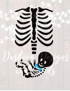 DIGITAL DOWNLOAD Halloween Skeleton maternity halloween shirt funny tshirts pregnant skeleton pregnancy png svg bones trick or treat