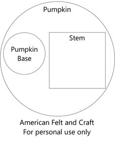 pumpkin template - scroll down on page for mini felt pumpkins Fabric Pumpkins, Mini Pumpkins, Pumpkin Templates Free Printable, Felt Crafts Kids, Moldes Halloween, Halloween 2, Felt Fruit, Felt Crafts Patterns, Felt Play Food