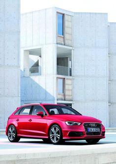 2013 Audi A3 Sportback S line