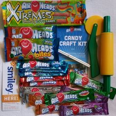Gonna make some #AirheadsCrafts this weekend! Thanks #Smiley360 for the AWESOME #SmileyKit  http://h5.sml360.com/-/1irlk