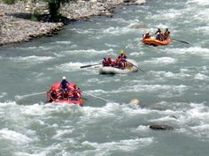 White Water River Rafting    http://www.memorableindia.com/tours/northern-delights.php