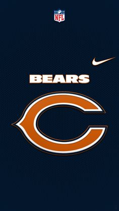 Chicago Bears Pictures, Nba Pictures, Chicago Bears Wallpaper, Bear Wallpaper, Iphone Wallpaper, Nfl Bears, Bears Football, Pro Football Teams, Football Stuff
