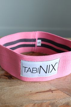 """bd77399cd1 TABINIX fabric resistance loop bands combine soft cotton fabric with elastic.  The 3"""" width"""