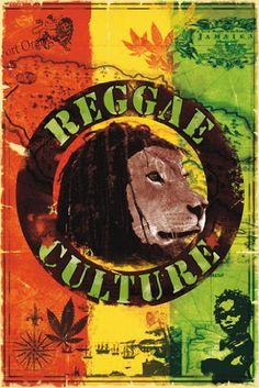 Reggae Culture Lion Marijuana Bob Marley Jamaica Art Rare Poster Print by mypostergallery, http://www.amazon.com/dp/B00BJVS27W/ref=cm_sw_r_pi_dp_SV.Hrb1XSPH5G