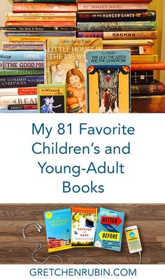 <p>I'm a huge fan of children's literature and young-adult literature. I read these books as a child, and I continue to read them as an adult. In fact, I'm in three—that's right, three—book groups where we discuss kidlit. People often ask me for recommendations, so I've made a list of my favorite books. I love […]</p>