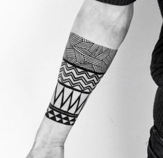 new zealand maori tattoos arm bands Hand Tattoos, Forearm Band Tattoos, Forarm Tattoos, Top Tattoos, Badass Tattoos, Black Tattoos, Body Art Tattoos, Tribal Tattoos, Tattoos For Guys