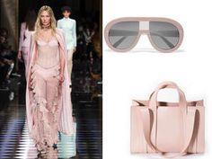 Moda 2017: vesti, scarpe, borse e accessori a tema rosa
