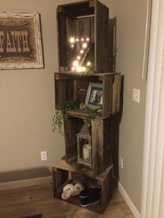 26 Rustic design and decoration ideas for a cozy ambience When you . - 26 Rustic design and decoration ideas for a cozy ambience When decorating your rustic bedroom, you - Rustic Bedroom Design, Rustic Design, Rustic Style, Rustic Living Room Decor, Rustic Apartment Decor, Rustic House Decor, Rustic Bedrooms, Rustic Livingroom Ideas, Rustic Homes