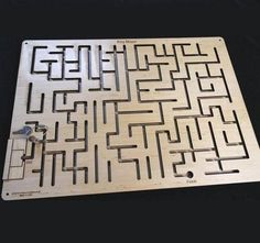The prefect puzzle prop for any Escape Room. Escape Room participants must navigate the maze in order to free the key. This model has been upgraded from our original Key Maze. The maze itself is much