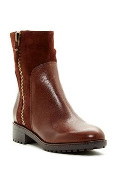 Via Spiga Eartha Leather Boot