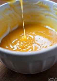 Lemon Curd- a cozinha coletiva