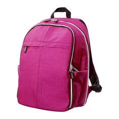 UPPTÄCKA Rugzak IKEA Je laptop wordt extra beschermd in het aparte en gewatteerde vak.  mooie kleur, mooie prijs voor zo'n mooie en stevige tas. 19,95