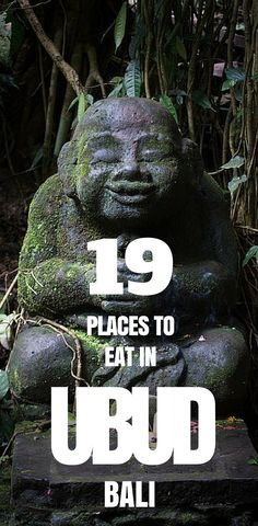 Ubud is tourist day trip magnet, the home to thousands of expats and a raw food lover's paradise. On our 10th visit to Bali learn the best places to eat in Ubud, Bali. TRAVEL BALI. Food.