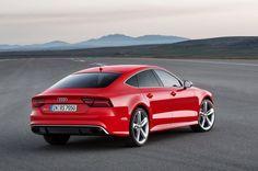 Audi RS7 Sportback 2015: motore, dati e prezzo | NanoPress