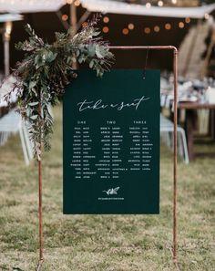 Wedding Invitation Design, Wedding Stationery, Wedding Planner, Seating Chart Wedding, Seating Charts, Modern Wedding Inspiration, Wedding Signage, Wedding Day, Dream Wedding