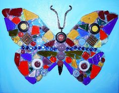 Butterfly Mosaic | The Art Annex