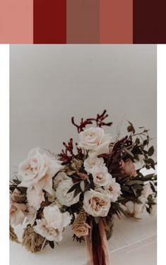 De Princesa á Rainha do Lar: sapato vermelho e bouquet