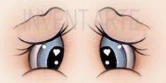 carimbo olhos artesanato - Pesquisa Google