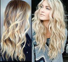 ecaille blonde