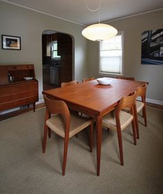Teak Dining Table And Chairs By Dalescraft Retro Lakas