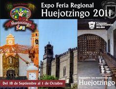FERIA HUEJOTZINGO 2011