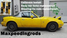 Miata Maxpeedingrods coilovers install Night Knight, Knights, Mazda, Bmw, Youtube, Knight, Youtubers, Youtube Movies