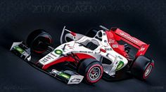 Concept Livery McLaren MP4-32 Fernando Alonso