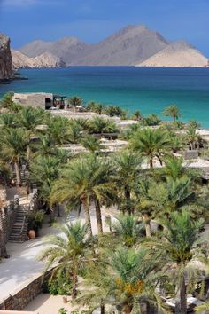 Picture of the Day > Six Senses Zighy Bay with Sinbad's Travel Guides | Middle East