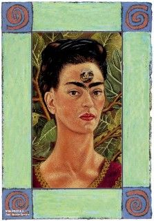 Frida kahlos definition of self essay