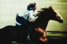 Elizabeth Taylor, National Velvet -  they gave her the horse after the film because she loved him so much.