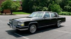 1,842 Mile 1991 Cadillac Fleetwood - http://barnfinds.com/1842-mile-1991-cadillac-fleetwood/