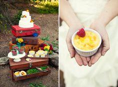 Chá no Jardim {Casamentos e Inspirações}: Inspirações
