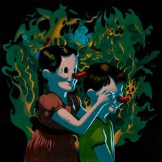 Victor Castillo Paintings