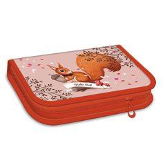 Woodland Magic tolltartó írószerekkel feltöltött Woodland, Suitcase, Zip Around Wallet, Coin Purse, Lunch Box, Magic, Purses, Handbags, Bento Box