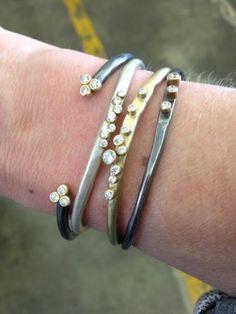 Rebecca Overmann bracelets