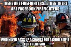 Wacky Wednesday: Facebook Firefighters