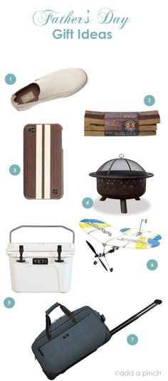 Father's Day Gift Guide from @addapinch | Robyn Stone