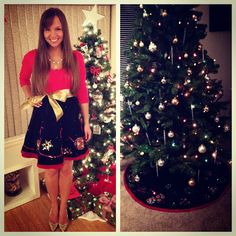 For the tacky christmas party winter and christmas ideas do it yourself ugly christmas sweater solutioingenieria Gallery