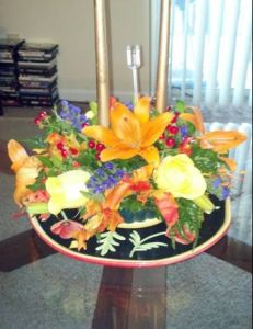 FromYouFlowers.com Thanksgiving Centerpiece Review