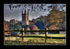 Chawton ~ Jane Austen's parish church.
