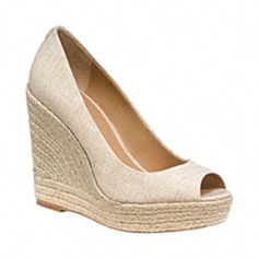 Coach Shoes:  Milan Wedge - this would be cute for Spring