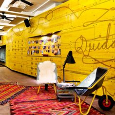 Superbude 2 in Hamburg, Germany - a hotel/hostel with a quirky aesthetic