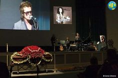 Glenn Hughes was asked to perform at the Memorial of Ronnie James Dio, by his wife, Wendy Dio. He sang two songs during the service, which was held at Forest Lawn, Hall of Liberty in Los Angeles, CA. USA on Sunday, May 30th, 2010.