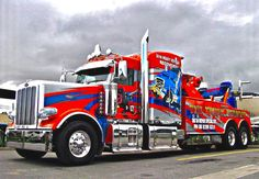Peterbilt Tow Truck on my Christmas list Show Trucks, Big Rig Trucks, Heavy Duty Trucks, Heavy Truck, Custom Big Rigs, Custom Trucks, Peterbilt Trucks, Peterbilt 379, Custom Peterbilt