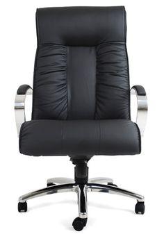Robusta e imponente a linha New Boss representa bem o executivo com perfil conservador, maduro e experiente. Chair, Furniture, Home Decor, Chairs, Line, Profile, Stool, Interior Design, Home Interior Design