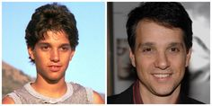 Ralph Macchio. Oh my Gosh, He's Gorgeous Even Older!