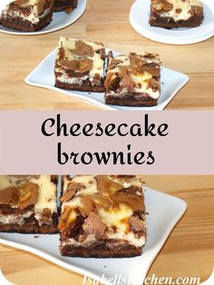 Cheesecake Brownies, Cheesecake Desserts, Easy No Bake Desserts, Low Carb Desserts, Best Breakfast Recipes, Brunch Recipes, Trifle Pudding, Homemade Snickers, Savoury Baking