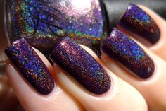 Swatches & Review - Colors by Llarowe Intrigue (Hypnotic Polish exclusive)