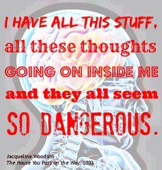 ya fiction | book quotes | Jacqueline Woodson